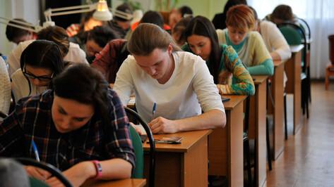 Воронежские организаторы о переносе «Тотального диктанта»: «Здоровье важнее»