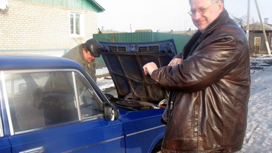В Терновском районе выбрали лучшего главу сельского поселения