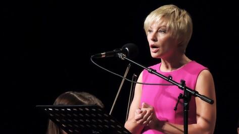 В Воронеже Алена Бабенко открыла сезон проекта «Сказки с оркестром»