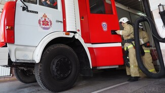 Воронежцы начали собирать помощь пострадавшим от пожара в 9-этажке на Владимира Невского