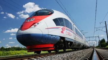 После строительства высокоскоростной магистрали добраться на поезде в Москву воронежцы смогут за три часа