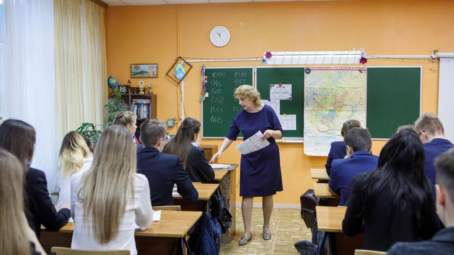 Власти направили более 180 млн рублей на льготы для воронежских школьников