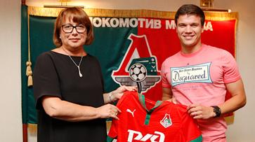 Воспитанник воронежского футбола Сергей Ткачев перешел в столичный «Локомотив»