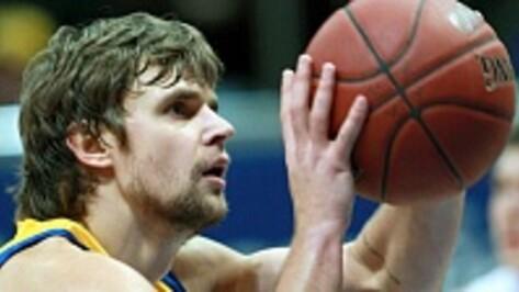 Воронежец Егор Вяльцев включен в расширенный состав сборной России по баскетболу