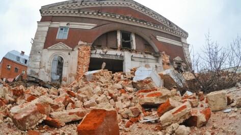 Воронежская стройфирма решила отсудить у церкви землю под храмом Рождества Христова