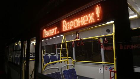 Воронеж сэкономил полмиллиарда рублей на лизинговых автобусах