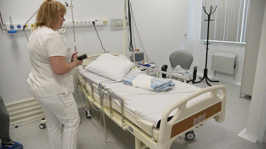 На кислородной поддержке находятся более 2 тыс воронежских пациентов с коронавирусом