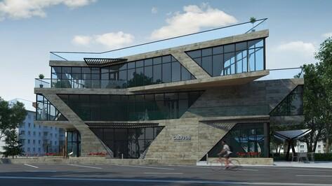 В Воронеже представили проект центра современного искусства