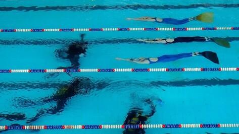 Воронежские пловцы победили на чемпионате России по подводному спорту