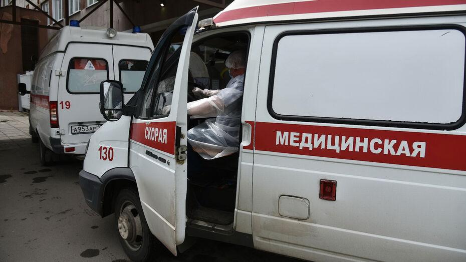 Больше 20 воронежцев скончались от коронавируса за неделю