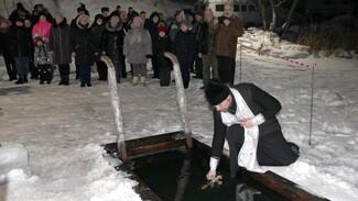 Для жителей Хохольского района подготовят 6 мест для крещенских купаний