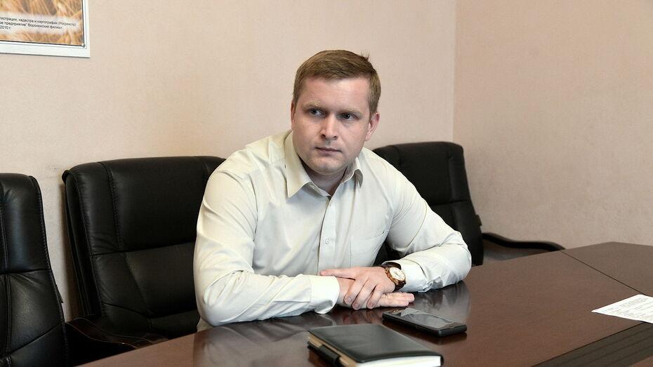Глава аграрного департамента Воронежской области ответит на вопросы в прямом эфире