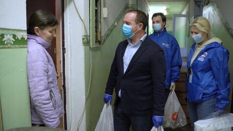 Добровольческие отряды в 2 районах Воронежской области получат усиление