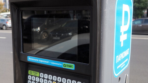 Воронежцев начнут штрафовать за неоплаченную парковку с 18 мая
