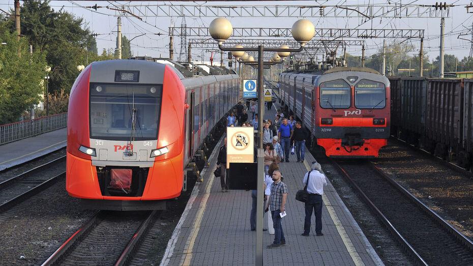 Школьникам и студентам в Воронежской области дадут скидку 50% на проезд в электричках