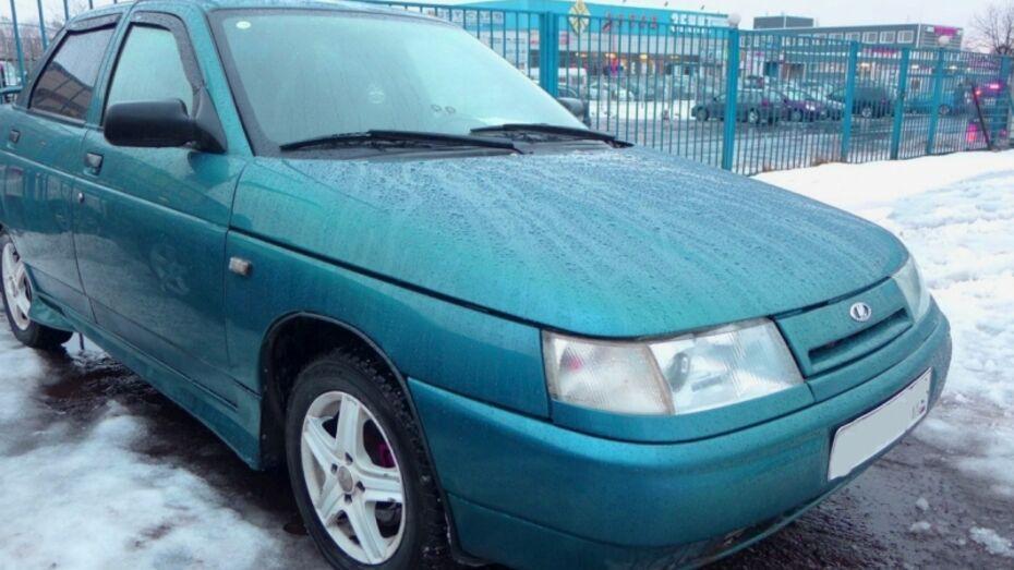 В Воронеже парень угнал 4 машины за день