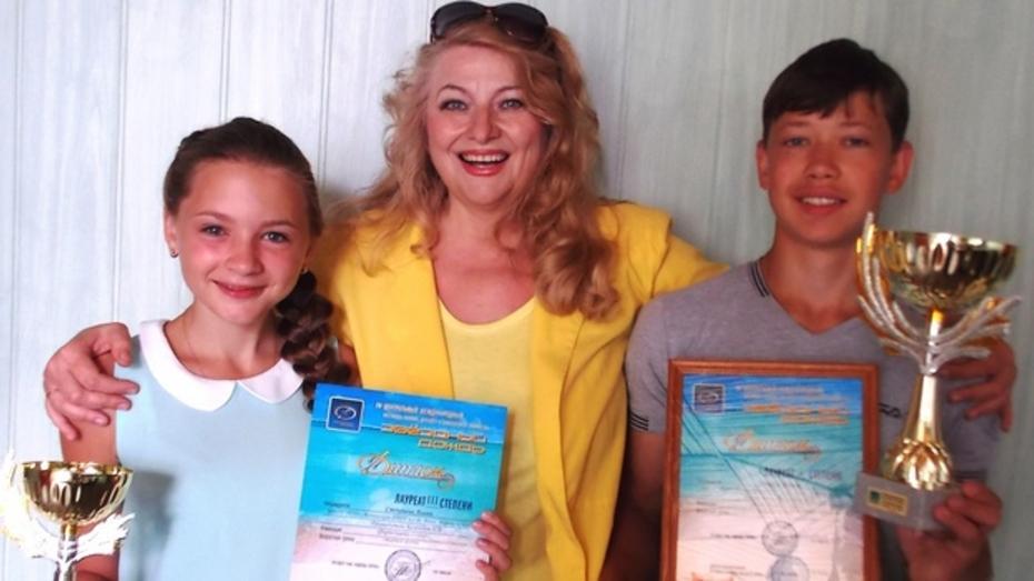 Аннинские пианисты вернулись с победами с международного фестиваля «Звездный дождь»