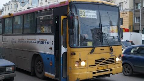 В Воронеже с Нового года останется 112 автобусных маршрутов