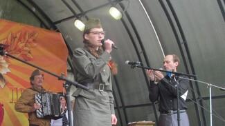 Хохольцам предложили спеть песню «День Победы»