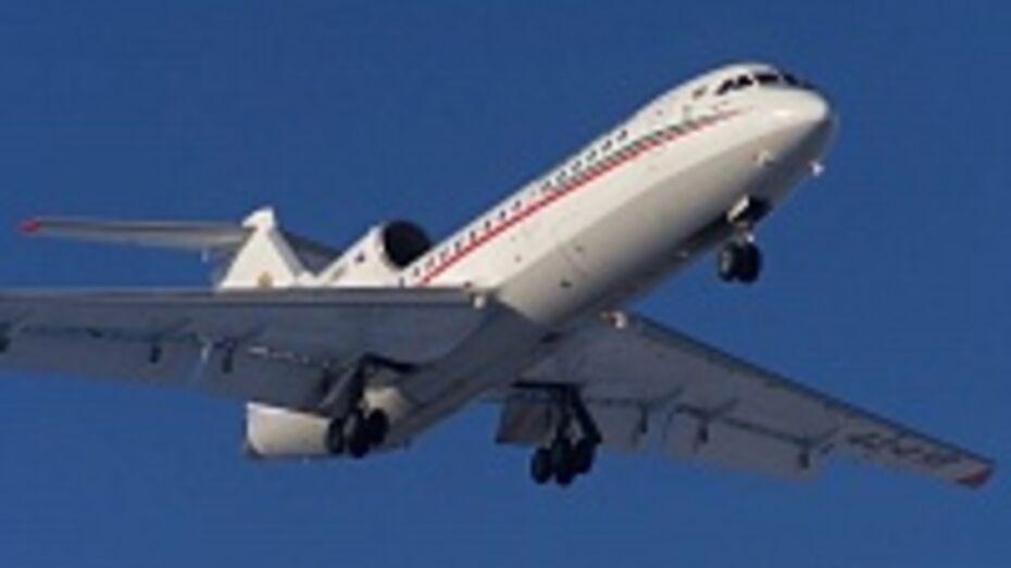 Рейсы из Воронежа в Крым возьмет на себя чеченская авиакомпания