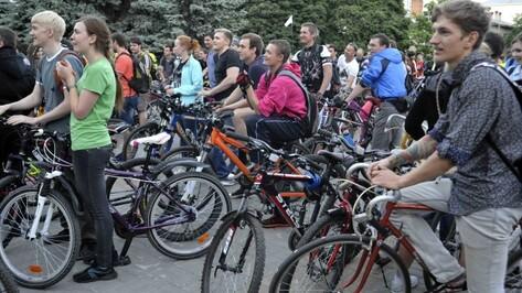 На следующую велоэкскурсию по Воронежу выйдут три тысячи участников, в том числе из других стран