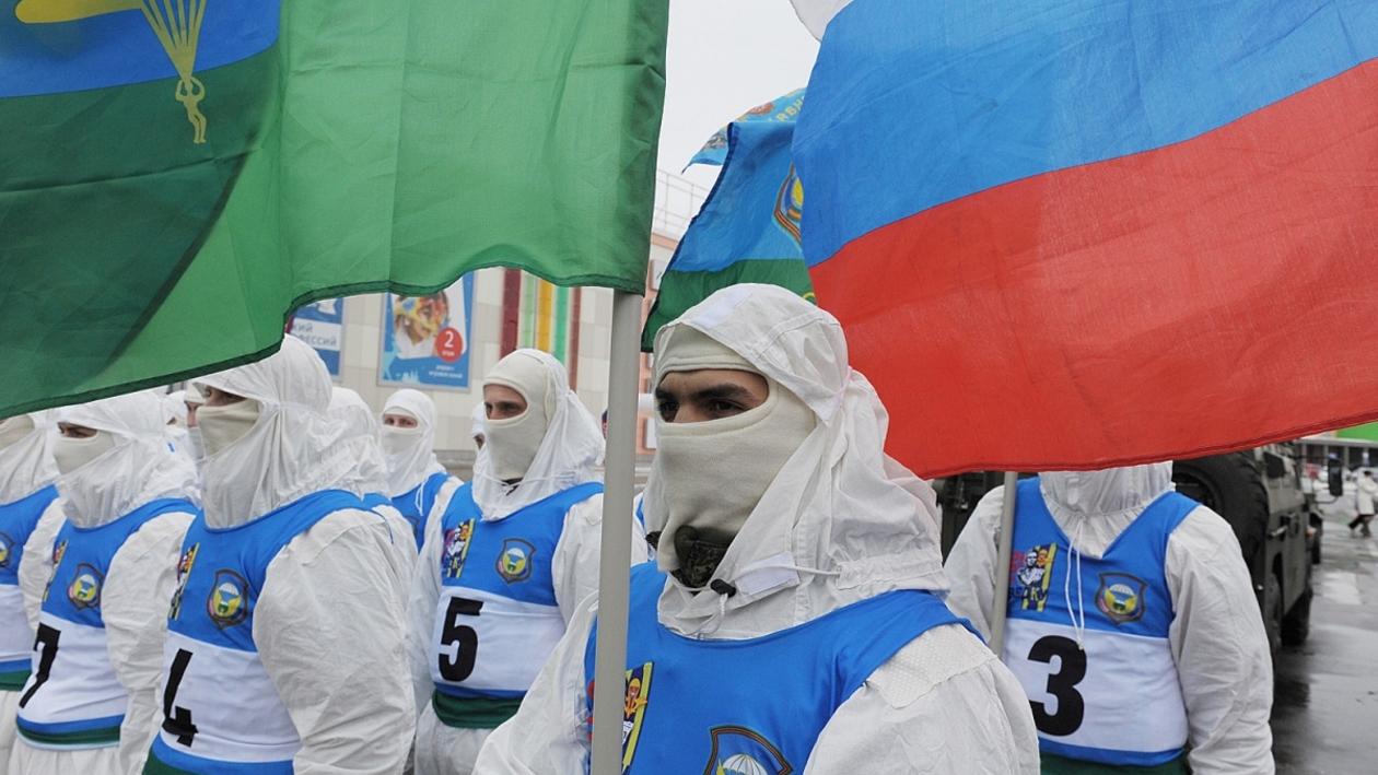 Воронеж принял участников лыжного перехода из Новороссийска в Рязань