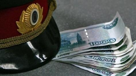 Богучарский полицейский отказался от взятки