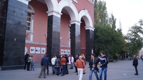 Власти решили привести в порядок проспект Революции в Воронеже