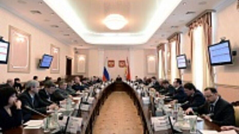 Власти Воронежской области предложили прописать налоговые льготы для инвесторов в одном законе