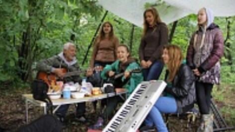 Репьевская группа в третий раз стала лауреатом фестиваля «Парус надежды»