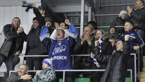 Воронежский «Буран» вырвал победу в «качельном» матче с «Южным Уралом»