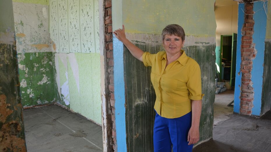 В поворинском селе отремонтируют Дом культуры