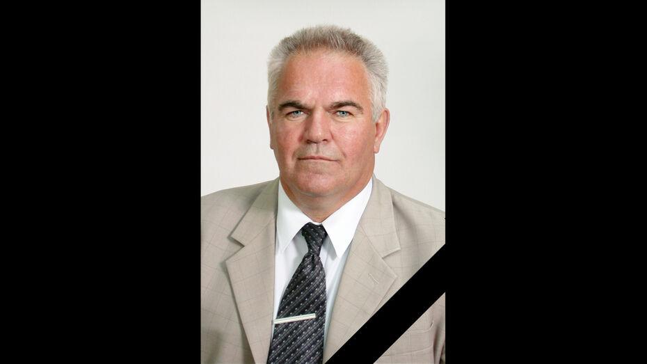 Профессор ВГТУ умер в Воронеже