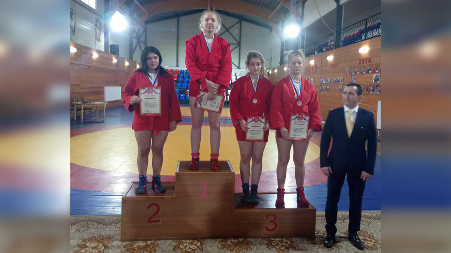 Таловская спортсменка завоевала «бронзу» на первенстве ЦФО по самбо