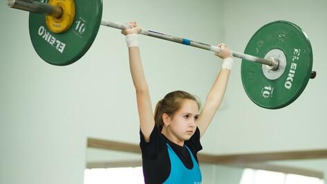 Лискинские тяжелоатлеты завоевали 10 медалей на первенстве области