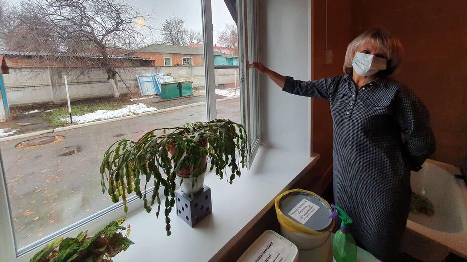 В Острогожске отремонтировали 2 детских сада