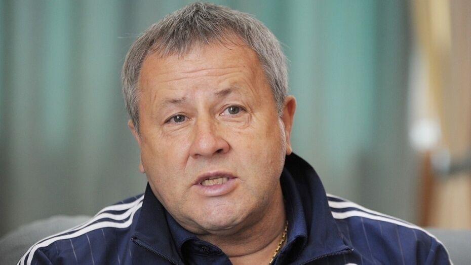 Тренер воронежского «Факела»: «Команду предстоит строить с нуля»