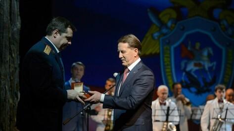 Воронежские следователи получили областные награды