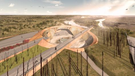 Архитекторы покажут мини-модель воронежского «Осетровского плацдарма» в Москве