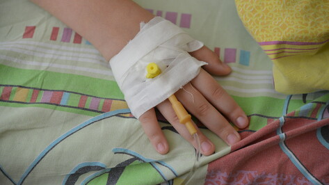 Пятерых детей в Воронеже госпитализировали из-за игры 6-летнего мальчика с огнем