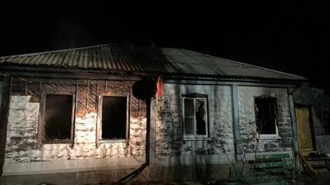Гибель семьи при пожаре в Воронежской области привела к уголовному делу