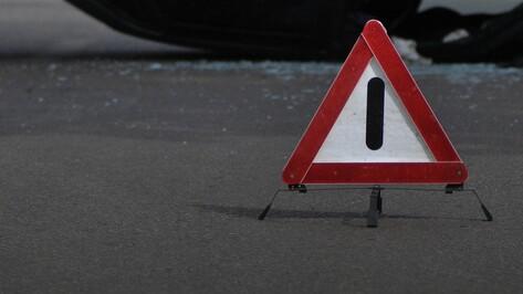В ДТП на дорогах Воронежской области пострадали 9 человек