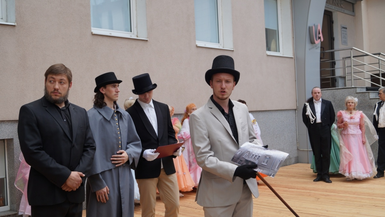 Популярность краеведческого фестиваля «Старый Воронеж» поразила даже организаторов