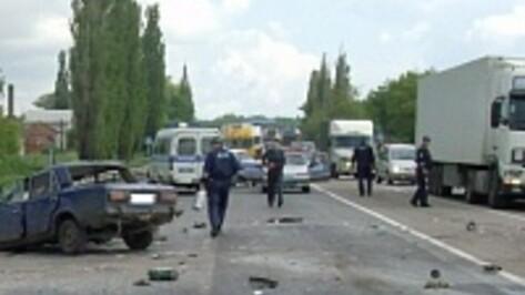 Вчера в Воронежской области случилось 158 ДТП