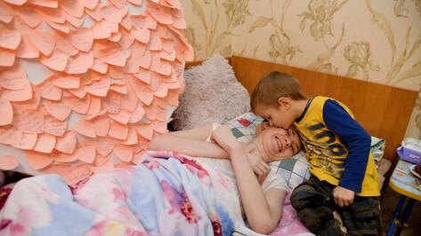 Читательница РИА «Воронеж» подарила сыну парализованной женщины поездку в Великий Устюг