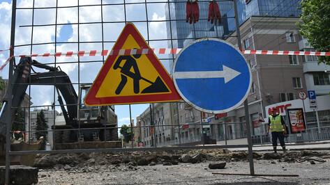 Дублер Ленинского проспекта в Воронеже откроют для проезда раньше срока