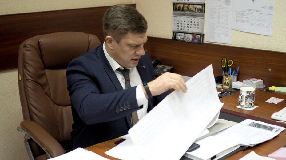 Бывший мэр Семилук ушел с поста гендиректора «Воронежпассажиртранса»