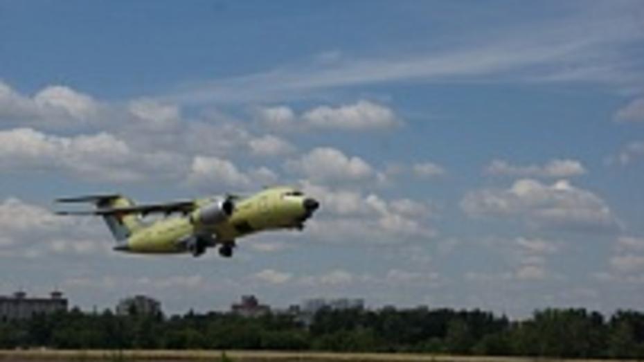 В Воронеже прошел испытание четвертый Ан-148 для Минобороны