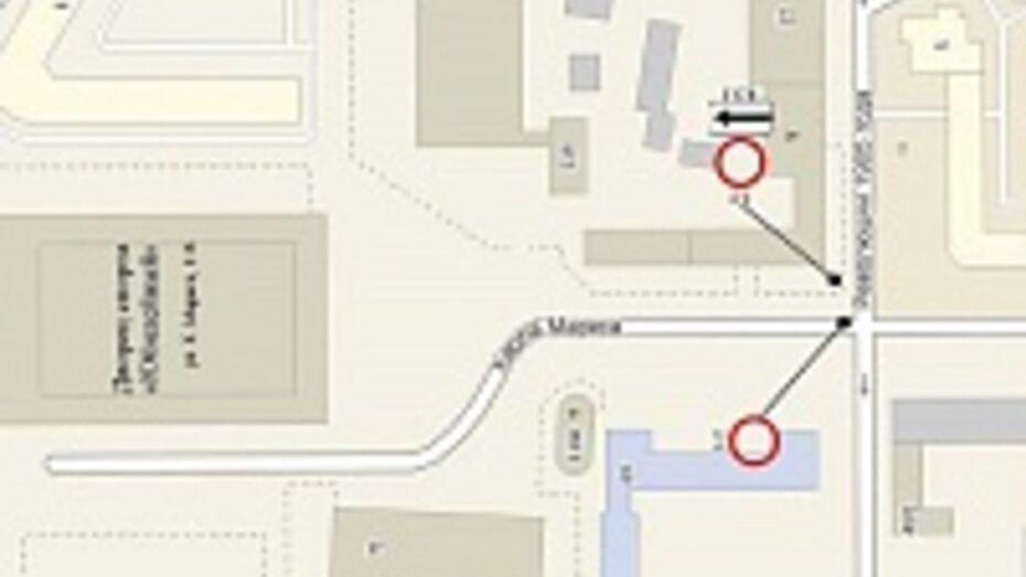 В Воронеже закроют подъезд к «Юбилейному» во время игр «Бурана»