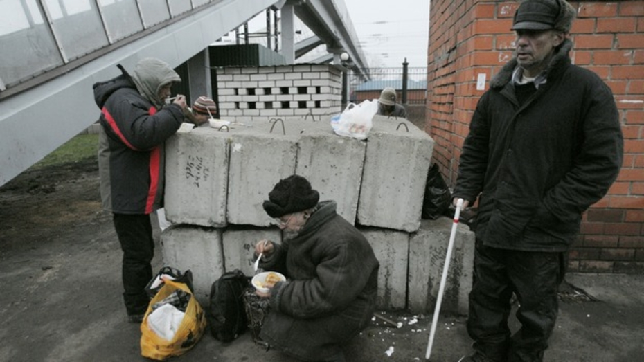 Участники общероссийского автопробега помогут воронежским бездомным